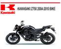 Thumbnail KAWASAKI Z750 2004-2010 BIKE REPAIR SERVICE MANUAL