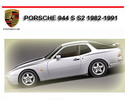 Thumbnail PORSCHE 944 S S2 1982-1991 REPAIR SERVICE MANUAL