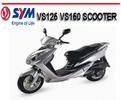 Thumbnail SYM VS125 VS150 VS 125 150 SCOOTER BIKE WORKSHOP REPAIR SERV