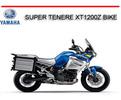 Thumbnail YAMAHA SUPER TENERE XT1200Z BIKE REPAIR SERVICE MANUAL