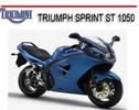 Thumbnail TRIUMPH SPRINT ST 1050 2005-2010 BIKE REPAIR MANUAL