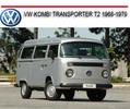 Thumbnail VOLKSWAGEN VW KOMBI TRANSPORTER T2 1968-1979 REPAIR NAMUAL