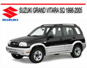 Thumbnail SUZUKI GRAND VITARA SQ 1998-2005 SERVICE REPAIR MANUAL