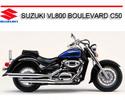 Thumbnail SUZUKI VL800 BOULEVARD C50 2001 ONWARD BIKE REPAIR MANUAL