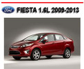 Thumbnail FORD FIESTA 1.6L 2009-2013 REPAIR W/ OWNER MANUAL