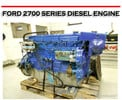 Thumbnail FORD 2700 SERIES 4 & 6 CYLINDER DIESEL ENGINE MANUAL