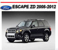 Thumbnail FORD ESCAPE ZD 2008-2012 WORKSHOP SERVICE REPAIR MANUAL