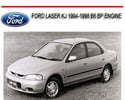 Thumbnail FORD LASER KJ 1994-1998 B6 BP ENGINE REPAIR SERVICE MANUAL