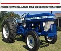 Thumbnail FORD NEW HOLLAND 10 & 30 SERIES TRACTOR REPAIR MANUAL