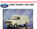 Thumbnail FORD TRANSIT 1978-1986 REPAIR SERVICE MANUAL