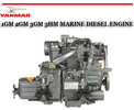 Thumbnail YANMAR 1GM 2GM 3GM 3HM MARINE DIESEL ENGINE REPAIR MANUAL