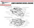 Thumbnail YANMAR 2QM15 MARINE DIESEL ENGINE WORKSHOP REPAIR MANUAL