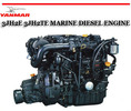 Thumbnail YANMAR 3JH2E 3JH2TE MARINE DIESEL ENGINE REPAIR MANUAL