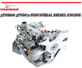 Thumbnail YANMAR 3TNM68 3TNM72 INDUSTRIAL DIESEL ENGINE MANUAL