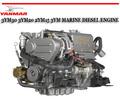Thumbnail YANMAR 3YM30 3YM20 2YM15 3YM MARINE DIESEL ENGINE MANUAL