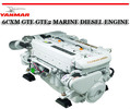 Thumbnail YANMAR 6CXM GTE GTE2 MARINE DIESEL ENGINE REPAIR MANUAL