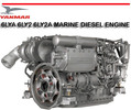 Thumbnail YANMAR 6LYA 6LY2 6LY2A MARINE DIESEL ENGINE MANUAL