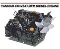 Thumbnail YANMAR 4TNV84T-DFM DIESEL ENGINE TECHNICAL SERVICE MANUAL