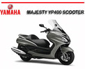 Thumbnail YAMAHA MAJESTY YP400 SCOOTER WORKSHOP SERVICE REPAIR MANUAL