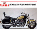 Thumbnail YAMAHA ROYAL STAR TOUR XVZ1300 BIKE REPAIR MANUAL