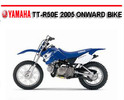 Thumbnail YAMAHA TT-R50E TTR50E 2005 ONWARD BIKE REPAIR MANUAL