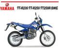 Thumbnail YAMAHA TT-R230 TT-R250 TT250R BIKE WORKSHOP REPAIR MANUAL