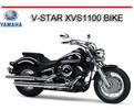 Thumbnail YAMAHA V-STAR XVS1100 BIKE REPAIR SERVICE MANUAL