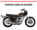 Thumbnail YAMAHA XS650 XS 650 BIKE REPAIR & PARTS MANUAL