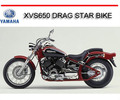 Thumbnail YAMAHA XVS650 DRAG STAR BIKE REPAIR SERVICE MANUAL