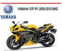 Thumbnail YAMAHA YZF-R1 2009-2010 BIKE REPAIR SERVICE MANUAL