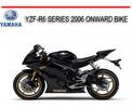Thumbnail YAMAHA YZF-R6 SERIES 2006 ONWARD BIKE REPAIR SERVICE MANUAL