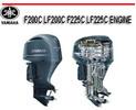 Thumbnail YAMAHA OUTBOARD BOAT F200C LF200C F225C LF225C MANUAL