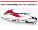 Thumbnail YAMAHA WAVERUNNER JET SKI VX1100 VX SPORT DELUX MANUAL