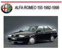 Thumbnail ALFA ROMEO 155 1992-1998 REPAIR SERVICE MANUAL