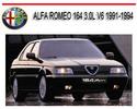 Thumbnail ALFA ROMEO 164 3.0L V6 1991-1994 REPAIR SERVICE MANUAL