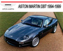 Thumbnail ASTON MARTIN DB7 1994-1999 REPAIR SERVICE MANUAL