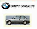 Thumbnail BMW 3 Series E30 1984-1990 SERVICE REPAIR MANUAL