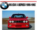 Thumbnail BMW M3 E30 3 SERIES 1985-1992 WORKSHOP REPAIR SERVICE MANUAL