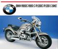 Thumbnail BMW R850C R850 C R1200C R1200 C BIKE REPAIR SERVICE MANUAL