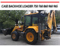 Thumbnail CASE BACKHOE LOADER 750 760 860 960 965 REPAIR MANUAL