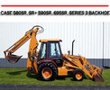 Thumbnail CASE 580SR, SR+ 590SR, 695SR, SERIES 3 BACKHOE LOADER MANUAL
