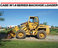 Thumbnail CASE W14 SERIES BACKHOE LOADER WORKSHOP REPAIR MANUAL