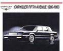 Thumbnail CHRYSLER FIFTH AVENUE 1990-1993 REPAIR SERVICE MANUAL