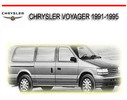 Thumbnail CHRYSLER VOYAGER 1991-1995 WORKSHOP REPAIR MANUAL