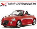 Thumbnail DAIHATSU COPEN ROADSTER 2002-2008 REPAIR SERVICE MANUAL