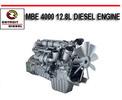Thumbnail DETROIT DIESEL MBE 4000 12.8L DIESEL ENGINE REPAIR MANUAL