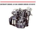 Thumbnail DETROIT DIESEL 50 50G SERIES DIESEL ENGINE REPAIR MANUAL