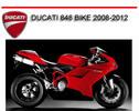 Thumbnail DUCATI 848 BIKE 2008-2012 REPAIR SERVICE MANUAL