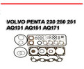 Thumbnail VOLVO PENTA 230 250 251 AQ131 AQ151 AQ171 REPAIR MANUAL