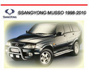 Thumbnail SSANGYONG MUSSO 1998-2010 WORKSHOP REPAIR MANUAL